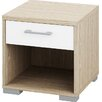 Tvilum Homeline 1 Drawer Bedside Table