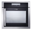 "Fagor 24"" Convection Single Electric Right Hinge Wall Oven"