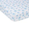 Miracle Blanket Elephants Flat Crib Sheet