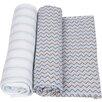 Miracle Blanket 2 Piece Swaddle Blanket Set