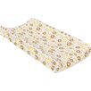 Miracle Blanket Giraffes and Lions Changing Pad Cover