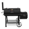 Char-Broil Oklahoma Joe's Highland Offset Charcoal Smoker and Grill