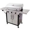 Char-Broil Performance Gas Grill with Side Burner
