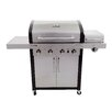 Char-Broil Professional Gas Grill with Side Burner