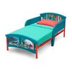 Sesame Street 3d Convertible Toddler Bed Wayfair
