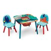 Delta Children Disney/Pixar Finding Dory Kids 3 Piece Table and Chair Set