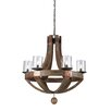Artcraft Lighting Hockley 6 Light Chandelier