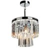 Artcraft Lighting El Dorado 3 Light Mini Pendant