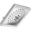 Delta 3 Setting H2Okinetic Square Raincan Shower Head