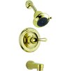 Delta Tub and Shower Faucet Trim with Lever Handles