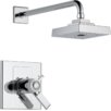 Delta Arzo Diverter Shower Faucet Trim with Lever Handles