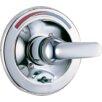 Delta Pressure Balance Faucet Trim with Metal Lever Handle