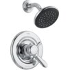 Delta Lahara Shower Faucet Trim with Lever Handles