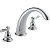 Delta Windemere Double Handle Deck Mount Roman Tub Faucet Trim