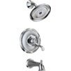 Delta Vessona Tub and Shower Faucet Trim with Lever Handles
