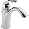 Delta Lahara Single Handle Centerset Lavatory Faucet with Pop-Up Drain
