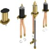 Delta Roman Tub with Hand Shower Rough-In Valve