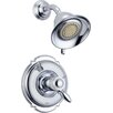 Delta Victorian Shower Faucet Trim with Lever Handles