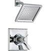 Delta Dryden Diverter Shower Faucet Trim with Lever Handles