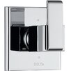 Delta Arzo Diverter Faucet Trim with Lever Handles