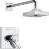 Delta Arzo Shower Faucet Trim with Lever Handles