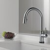 Delta Trinsic Single Handle Pull-Down Kitchen Faucet with Touch2O Technology