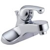 Delta Classic Bathroom Sink Faucet in Chrome for IPS Inlets