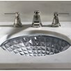 Kohler Kallos Spun Glass Undermount Bathroom Sink