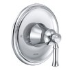 Moen Dartmoor Pressure Balance Shower Faucet with Lever Handle