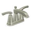 Moen Divine Two Handle Centerset Bathroom Faucet