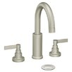Moen Solace Double Handle Widespread Bathroom Faucet