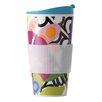 French Bull Oasis 16oz Porcelain Traveler Mug