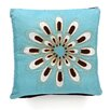 Jovi Home Passiflora Throw Pillow