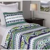 Jovi Home Mediterranean Duvet Cover Set