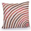 Jovi Home Deva Hand Embroidered Throw Pillow