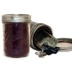 First Alert Ball Brand Hidden Screw Top Jar Safe