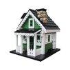 Home Bazaar Cottage Charmer Series Greeneries Bird Feeder