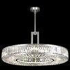 Fine Art Lamps Crystal Enchantment 8 Light Drum Pendant