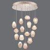 Fine Art Lamps Natural Inspirations 15 Light Pendant