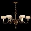 Fine Art Lamps Staccato 6 Light Chandelier