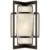 Fine Art Lamps Singapore Moderne 1 Light Outdoor Sconce
