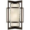 Fine Art Lamps Singapore Moderne 2 Light Outdoor Sconce