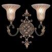 Fine Art Lamps Stile Bellagio 2 Light Wall Sconce