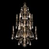 Fine Art Lamps Verona 10 Light Chandelier