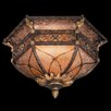 Fine Art Lamps Villa 1919 2 Light Flush Mount