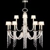 Fine Art Lamps Cascades  16 Light Chandelier