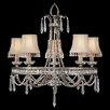 Fine Art Lamps Winter Palace 5 Light Chandelier