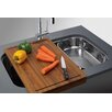 "Franke Oceania 29.94"" x 18.94"" Under Mount Kitchen Sink"