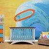 Go Mama Go Cotton Couture 2 Piece Crib Bedding Set