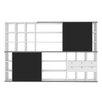 "Tema Pombal Composition 88"" Cube Unit"